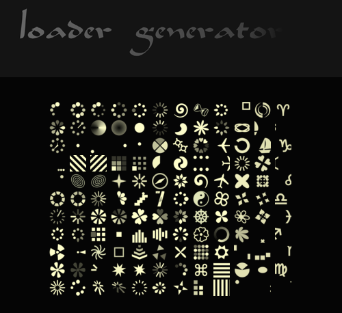 loader-generator