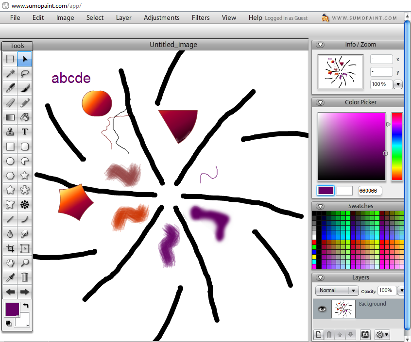 sumo-paint-app